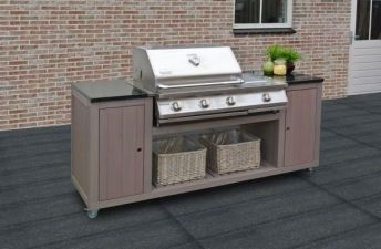 Country Cooker De Luxe - 190cm breed