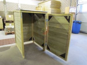 Containerberging 61x65x108.5